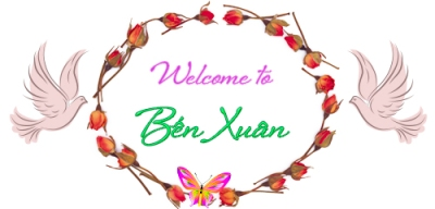 Ben xuan welcome
